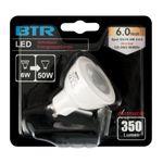 6er Set LED Leuchtmittel GU10 6W 420lm COB dimmbar Energiesparlampe BT7895 2