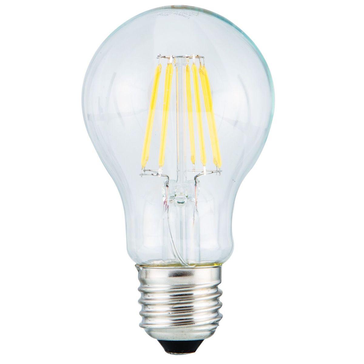 BT0444, A60 6W E27 806lm Filament – Bild 1