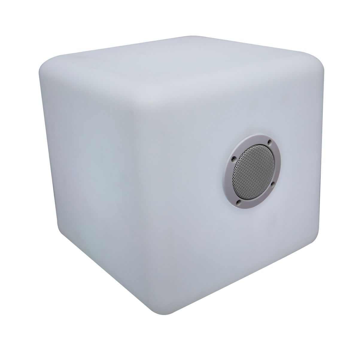 RGB Leuchtwürfel 40cm inkl. Lautsprecher Bari BT1701-40CS – Bild 2
