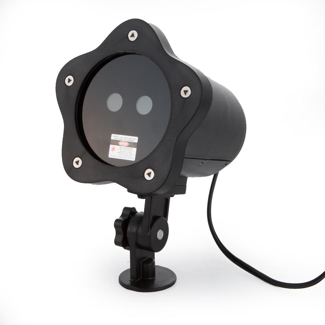 Gartenlaser Laser rot/grün BT9008B RG move Kunststoff – Bild 1
