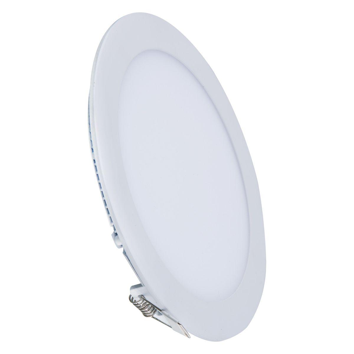 Super dünnes rundes LED-Panel BT5020R-24 mit 24cm durchmesser inkl. Vorschaltgerät  – Bild 2