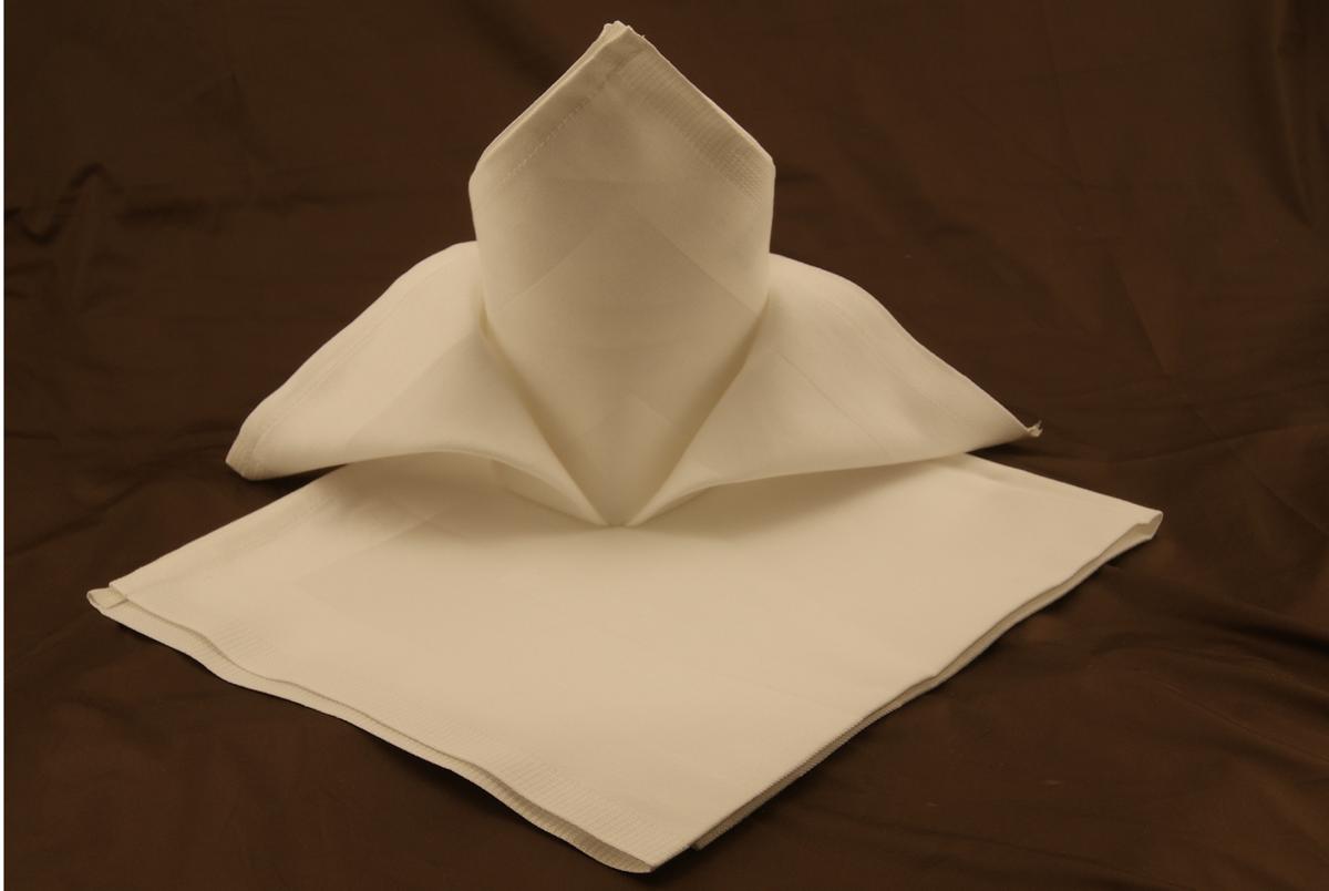 Stoffservietten aus Baumwolle 50x50cm 6er Set  – Bild 1