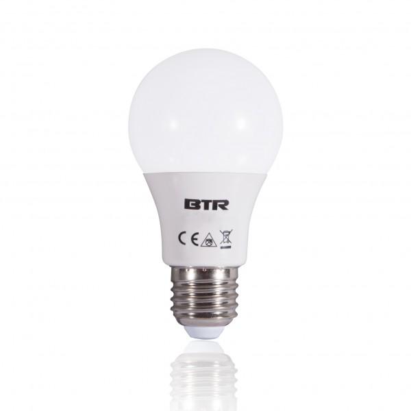 LED Leuchtmittel BT7802SI A60, Leistung 6W, E27, 470 lm, nicht dimmbar, 17 SMD, Energiesparlampe – Bild 1