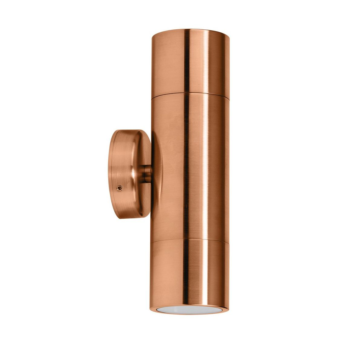 HV1015-HV1017 - Tivah Solid Copper Up & Down Wall Pillar Lights – Bild 1