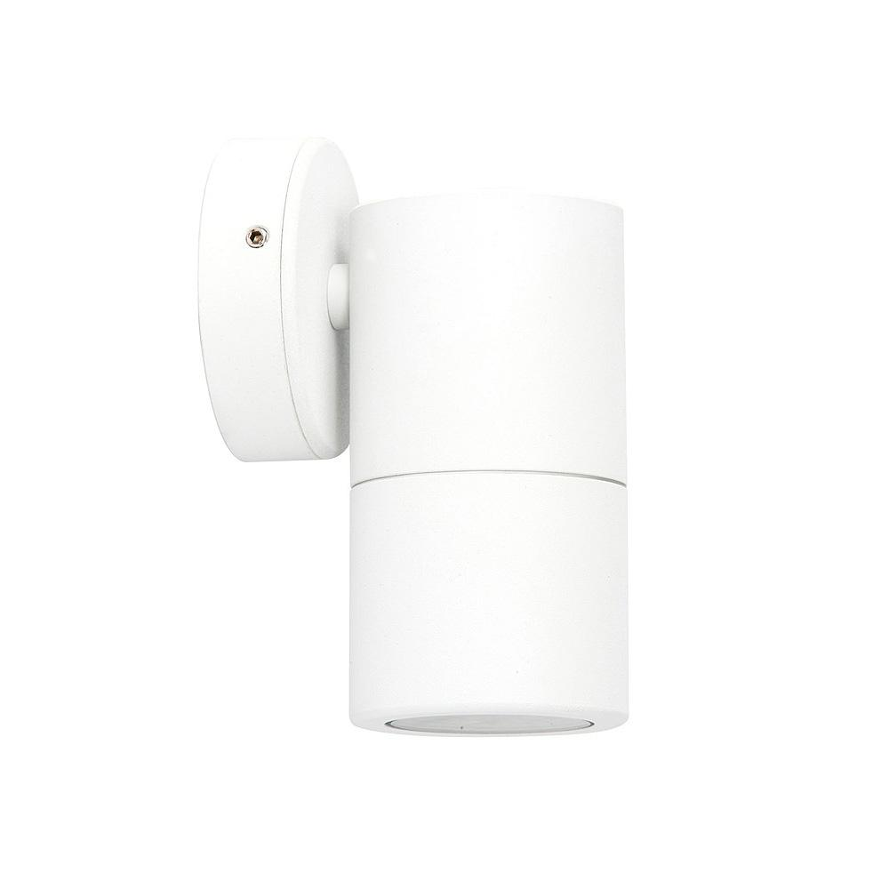 HV1135-HV1137 - Tivah White Fixed Down Wall Pillar Lights – Bild 1