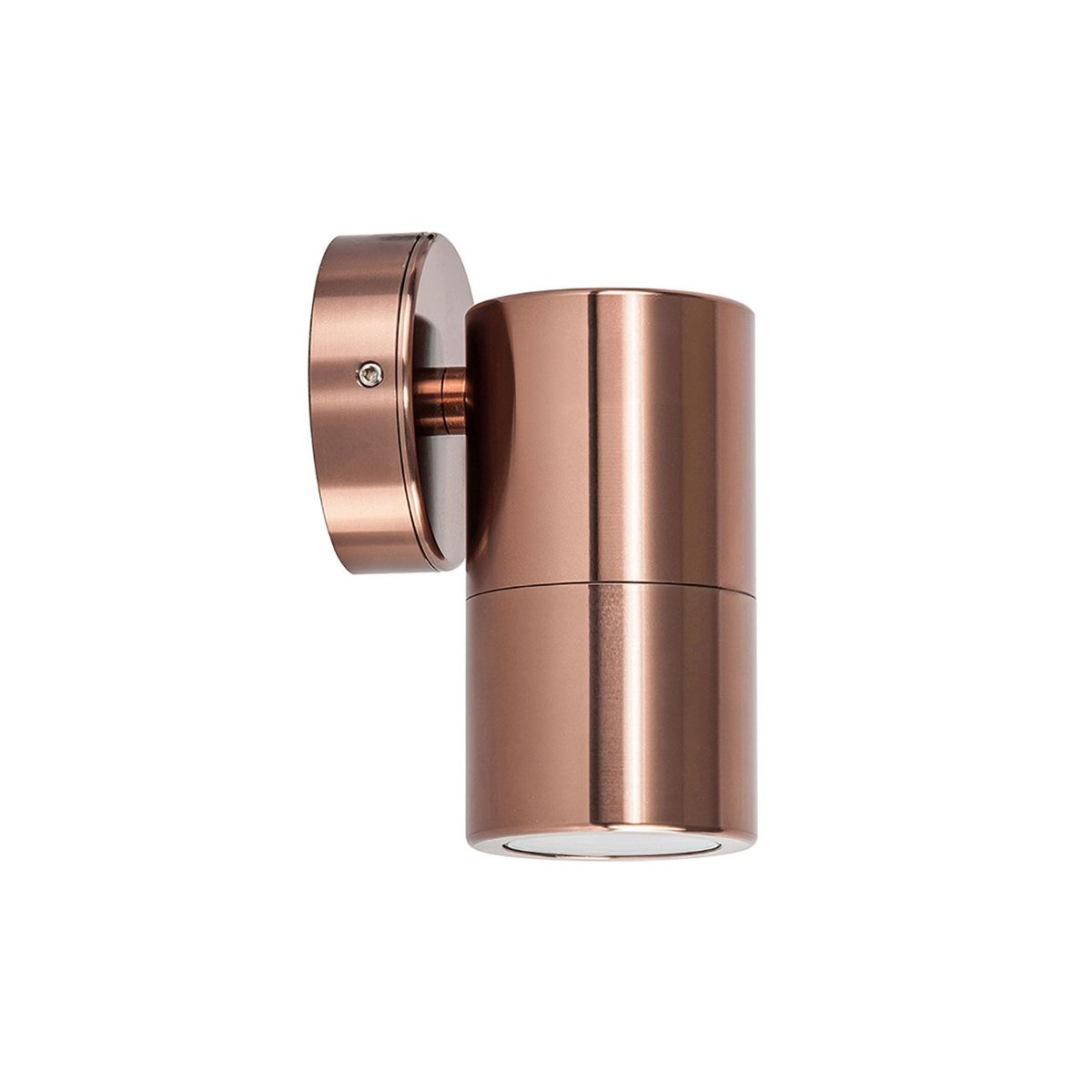 HV1196 - Tivah Bronze Fixed Down Wall Pillar Light – Bild 1