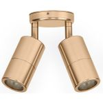 HV1356 - Tivah Gold Double Adjustable Spot Lights 001