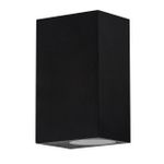 HV3632-BLK - ACCORD Black Up & Down LED Wall Light 1