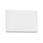 HV3641-WHT - LISSE White Fixed Down LED Wall Light 1