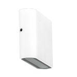HV3641-WHT - LISSE White Fixed Down LED Wall Light 2