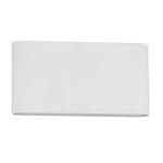 HV3644-WHT - LISSE White Up & Down LED Wall Light 1