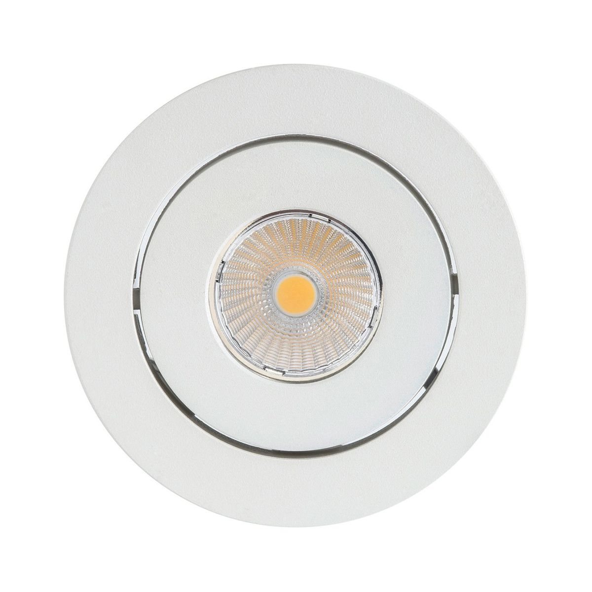 HV5512-WHT - PRIME White Tilt LED Downlight – Bild 3