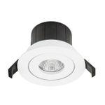 HV5512-WHT - PRIME White Tilt LED Downlight 1