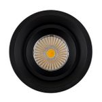 HV5513-BLK - PRIME Black Fixed Deep LED Downlight 3