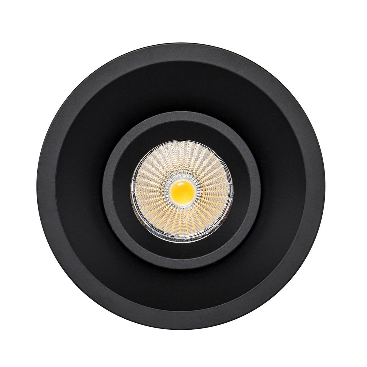 HV5514-BLK - PRIME Black Fixed Deep LED Downlight – Bild 3