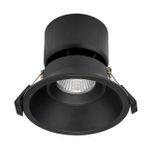 HV5514-BLK - PRIME Black Fixed Deep LED Downlight 1