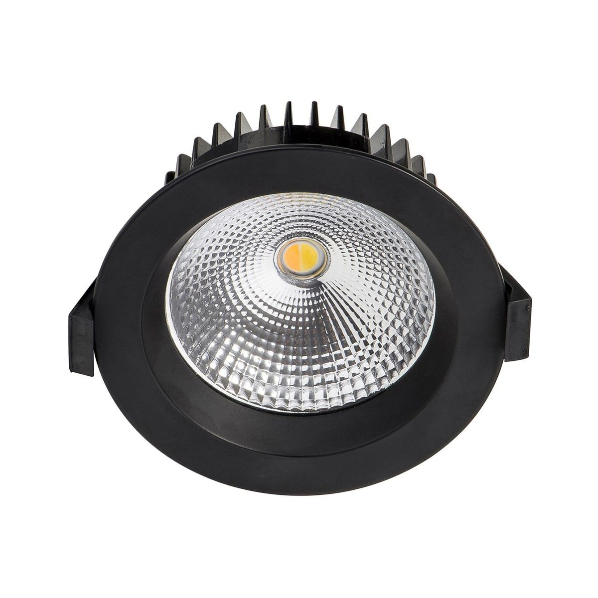 HV5530-BLK - ORA Black Fixed LED Downlight – Bild 1