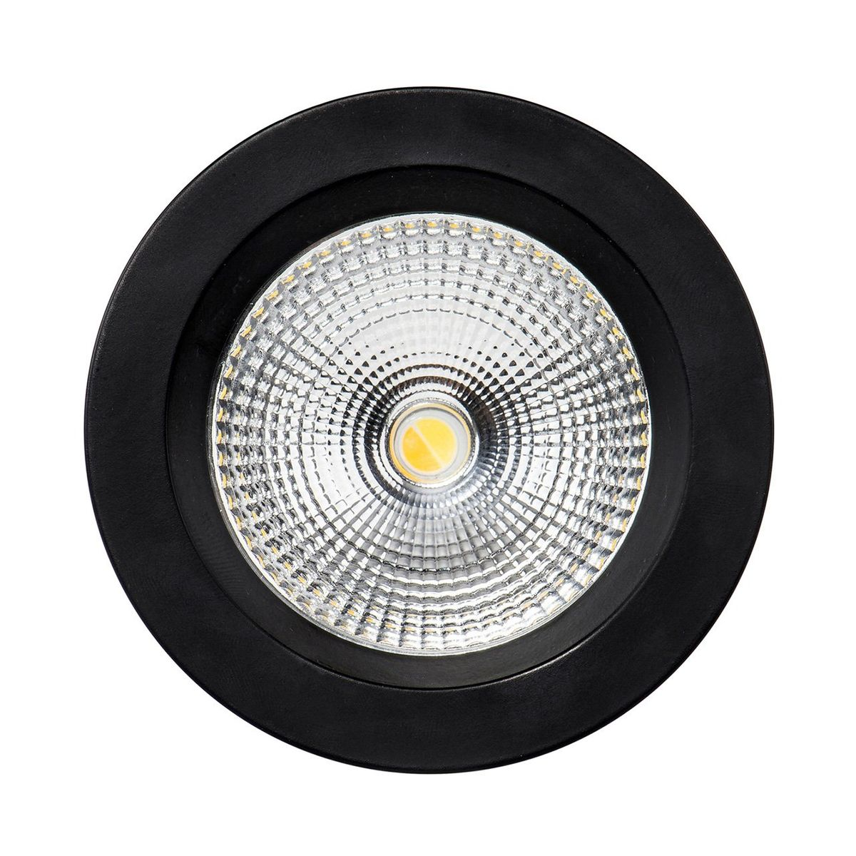HV5530-BLK - ORA Black Fixed LED Downlight – Bild 3