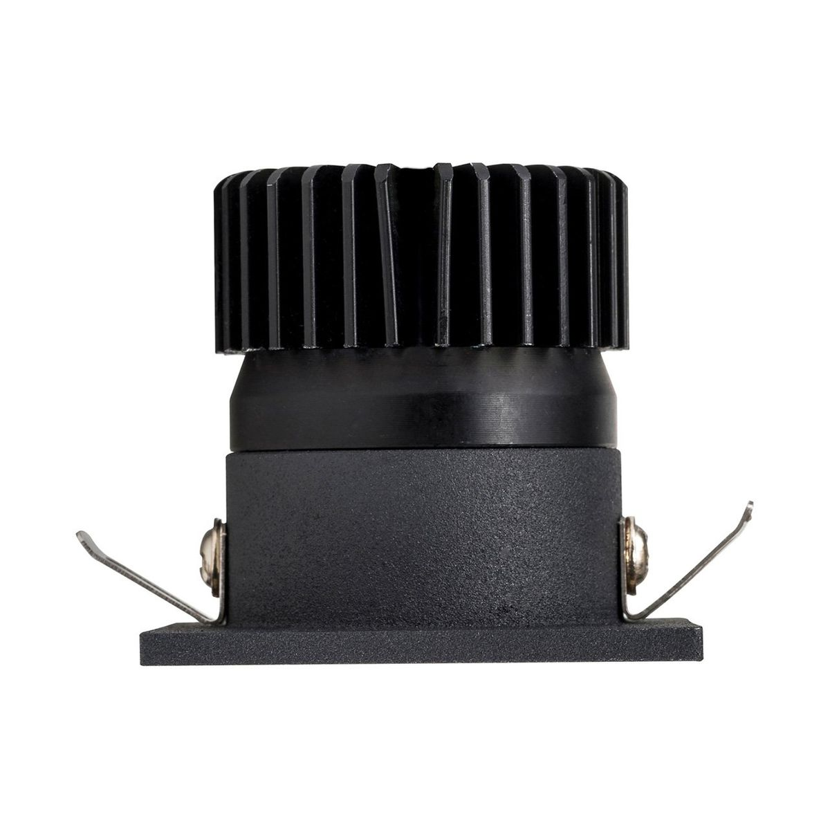 HV5701-BLK - NICHE Black Square Mini Downlight – Bild 4