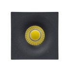 HV5701-BLK - NICHE Black Square Mini Downlight 3