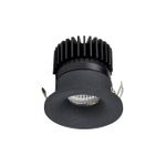HV5702-BLK - NICHE Black Round Mini Downlight 1