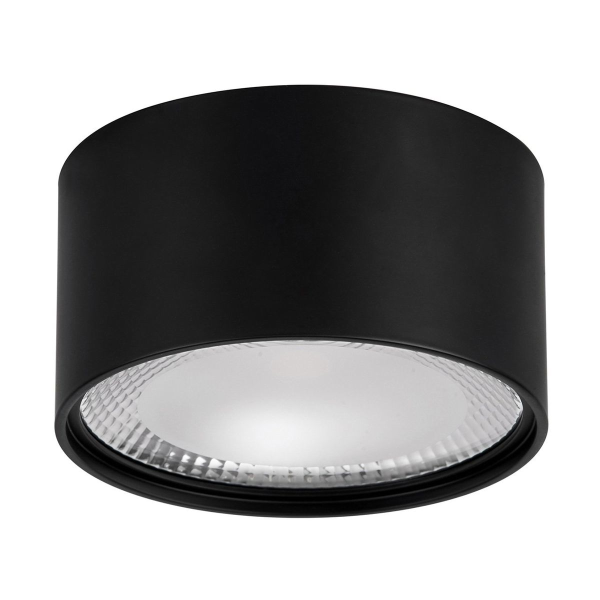 HV5805-BLK - NELLA Black 18w Surface Mounted LED Downlight – Bild 1