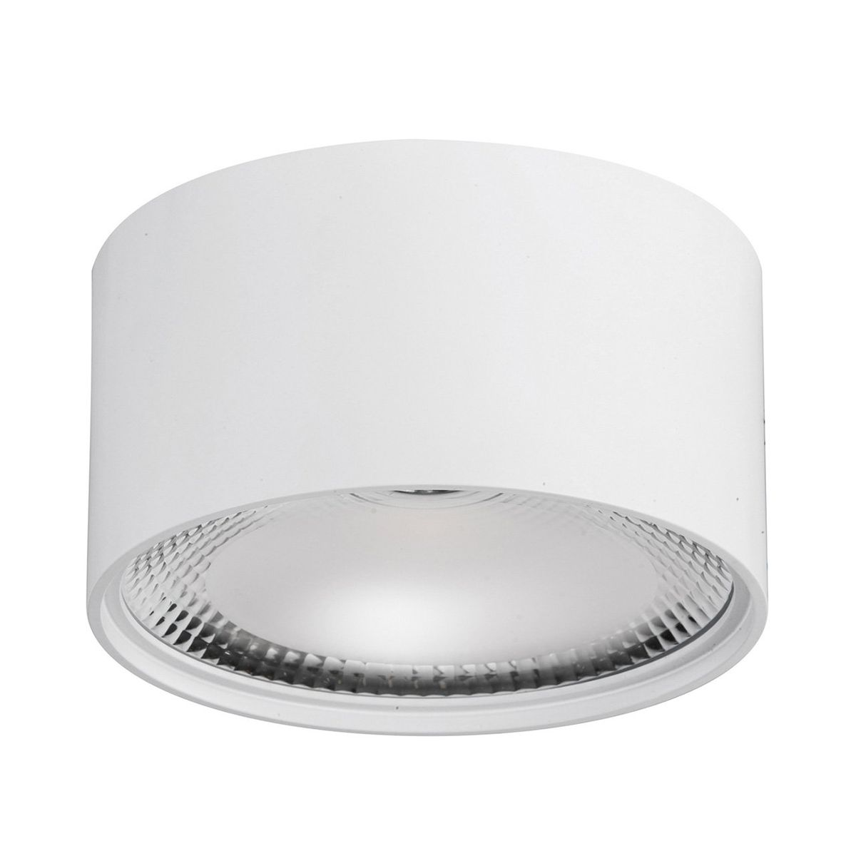 HV5805-WHT - NELLA White 18w Surface Mounted LED Downlight – Bild 1