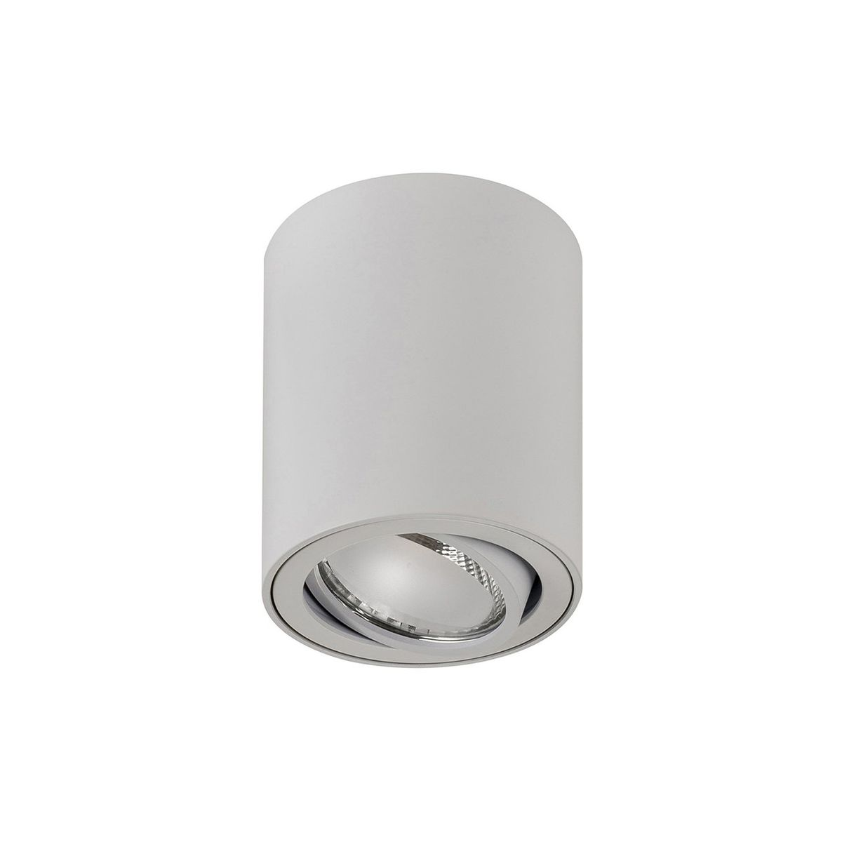 HV5812-WHT - NELLA 7w LED White Adjustable Surface Mounted Downlight – Bild 1