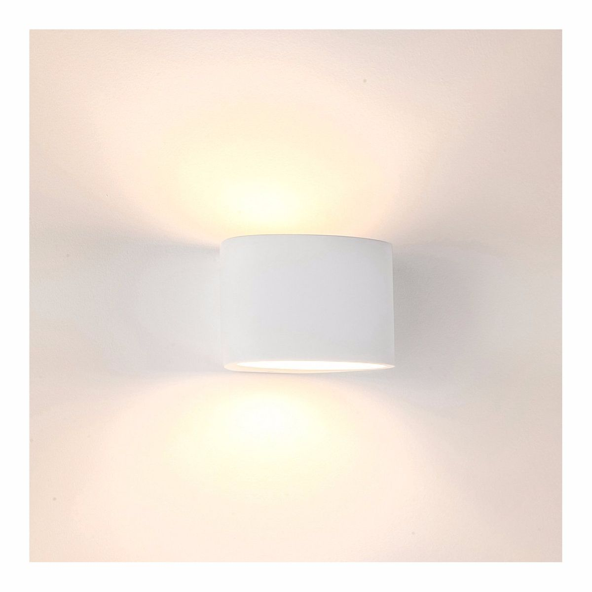 HV8025 - Arc Small LED Wall Plaster Light – Bild 1