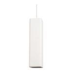 HV8091 - Gesso Square Plaster LED Pendant 1