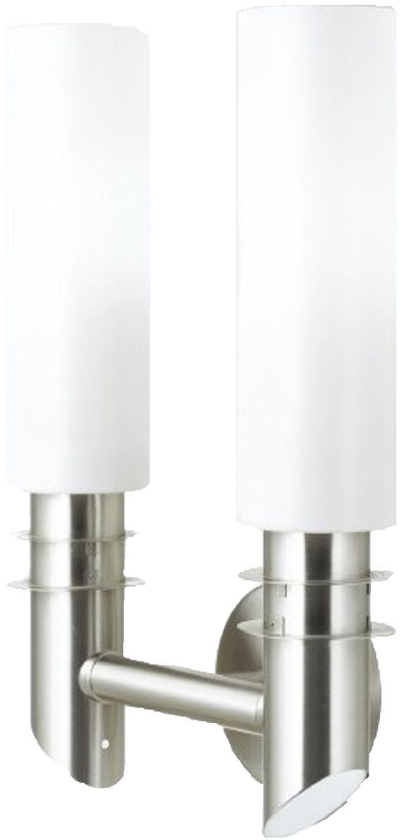Milano Edelstahl Wandlampe Aussenleuchte BT1018B – Bild 1