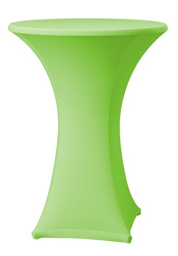Stehtischhusse Samba D1 Easy-Jersey für 60 bis 85 cm Durchmesser – Bild 1