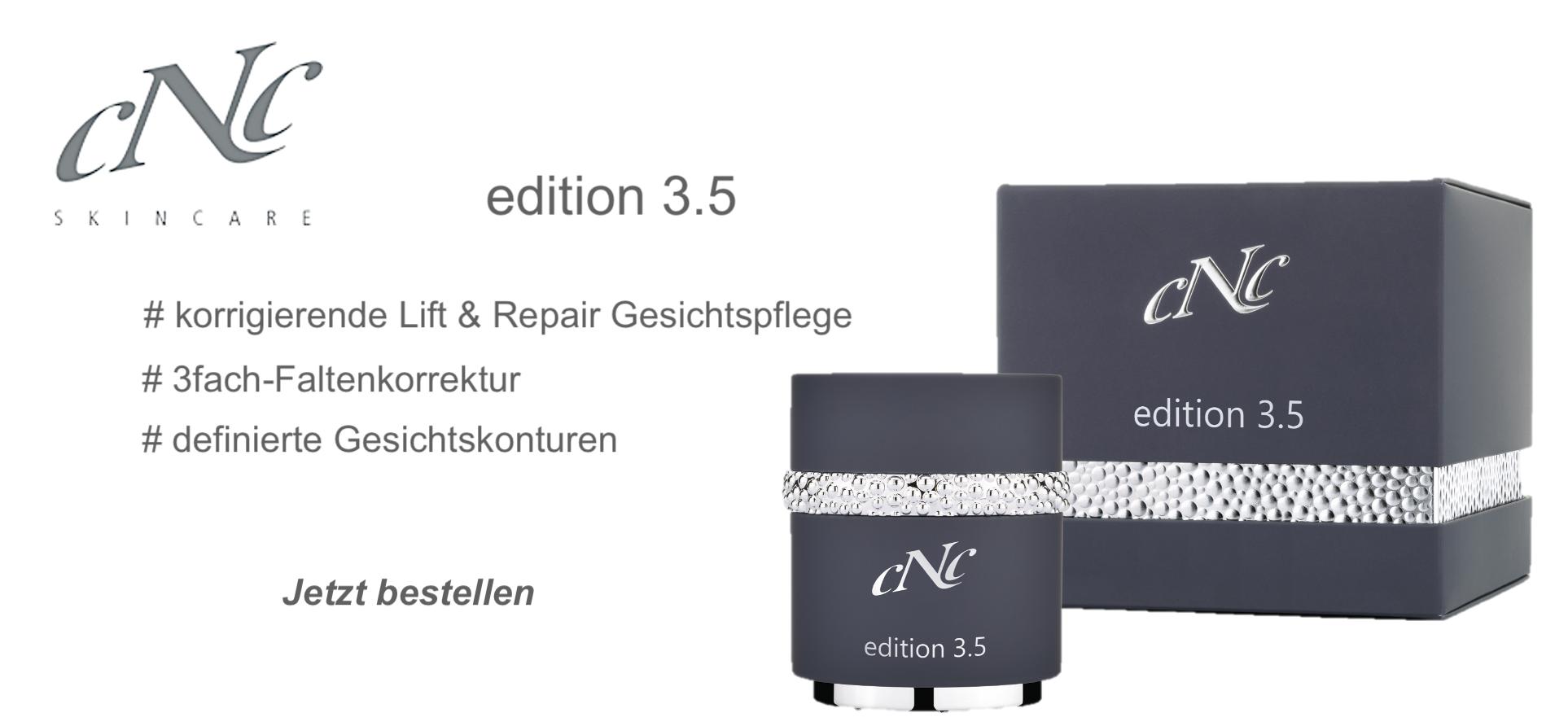 CNC Cosmetic Edition 3.5 Gesichtspflege Lift & Repair 50ml