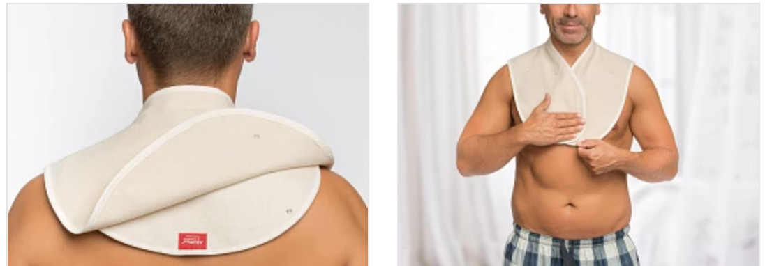 Jentschura Basischer Nacken- und Bronchienwickel