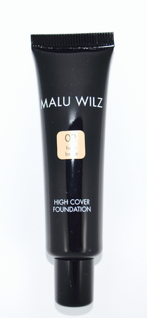 Malu Wilz High Cover Foundation Nr. 02 Fresh Beige 30ml