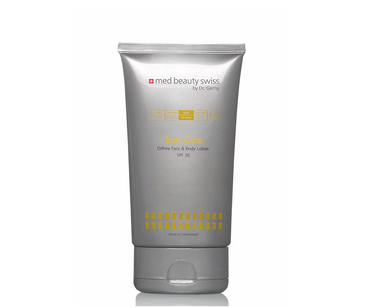 med beauty Sun Care Oilfree Face & Body Cream SPF 30 150ml