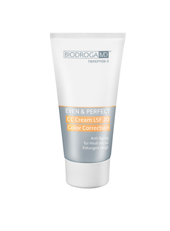 Biodroga MD CC Cream LSF 20 Anti Rötungen 40ml