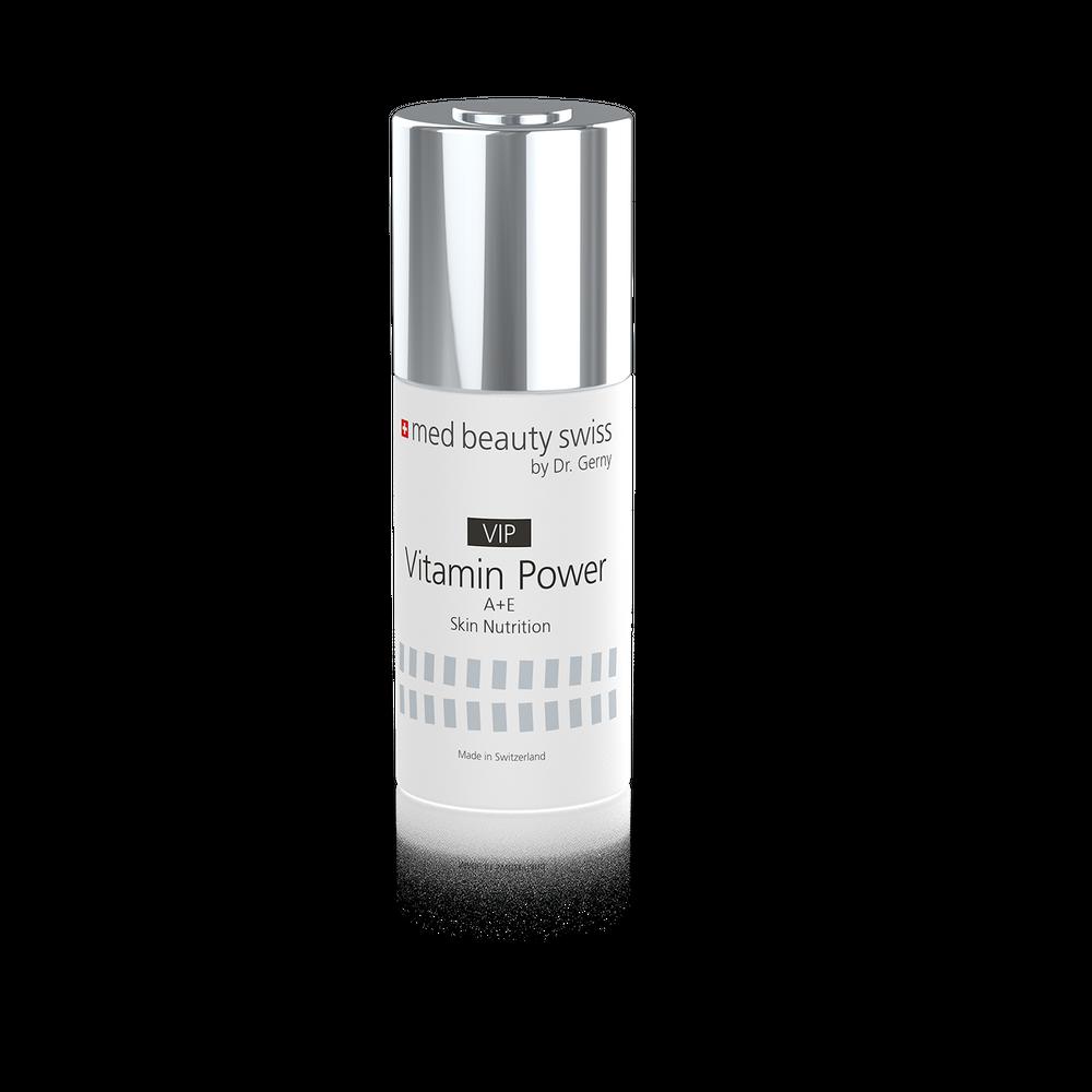 med beauty VIP Vitamin Power A+E Serum 30ml