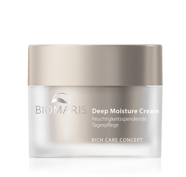 Biomaris Deep moisture Cream ohne Parfum 50ml