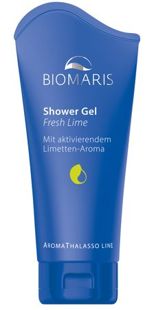 Biomaris Aroma Thalasso Shower Gel Fresh Lime 200ml