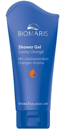 Biomaris Aroma Thalasso Shower Gel Sunny Orange 200ml