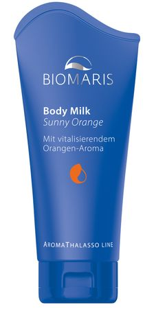 Biomaris Aroma Thalasso Body Milk sunny orange 200ml