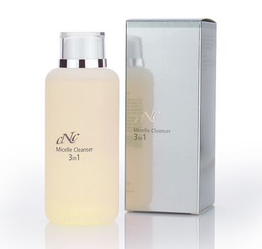 CNC Cosmetic Micelle Cleanser 3 in 1 - 200ml