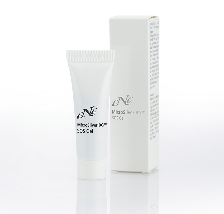 CNC Cosmetic MicroSilver SOS Gel 10ml