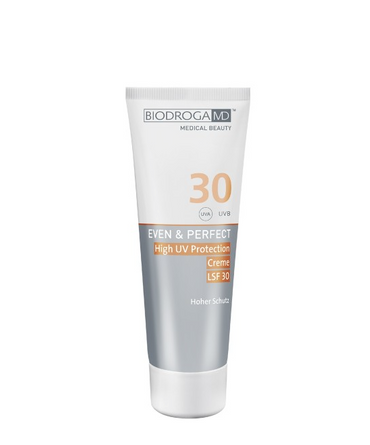 Biodroga MD High UV Protection Creme LSF 30 - 75ml