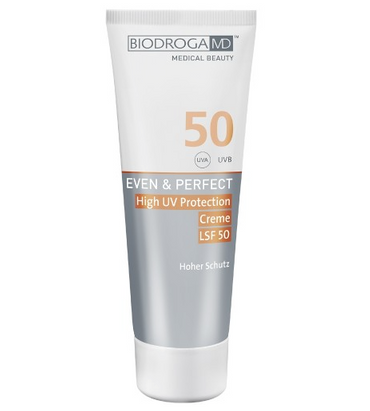 Biodroga MD High UV Protection Creme LSF 50 - 75ml
