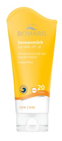 Biomaris Sonnenmilch LSF 20 - 200ml