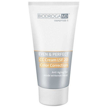 Biodroga MD CC Cream LSF 20 müde Haut 40 ml
