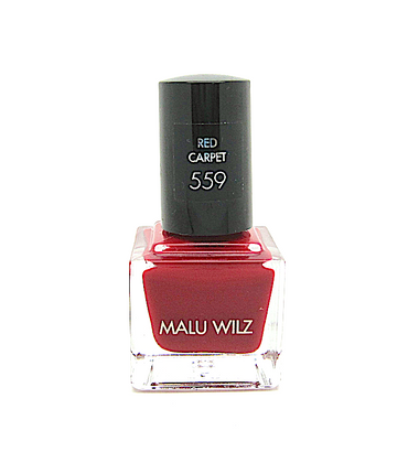 Malu Wilz Nagellack Nr. 559 Red Carpet 9ml
