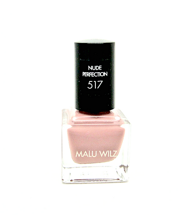 Malu Wilz Nagellack Nr. 517 nude perfection 9ml